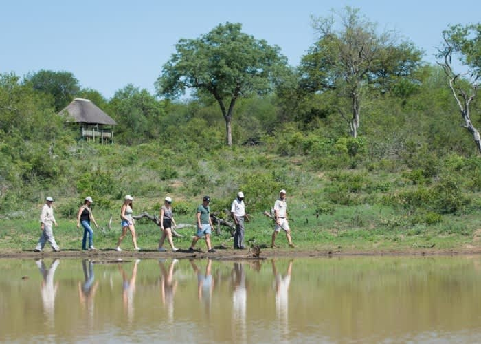 KWAMBILI GAME LODGE-Thornybush Private Game Reserve: 1 Night for 2 + Meals + Game Drives from R1 900 pp pn!