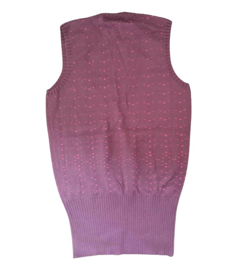 Puma Ladies Sleeveless Knit