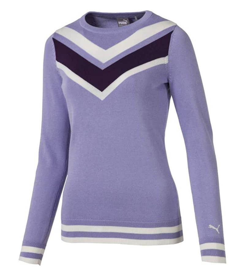 Puma Ladies CHEVRON Sweater