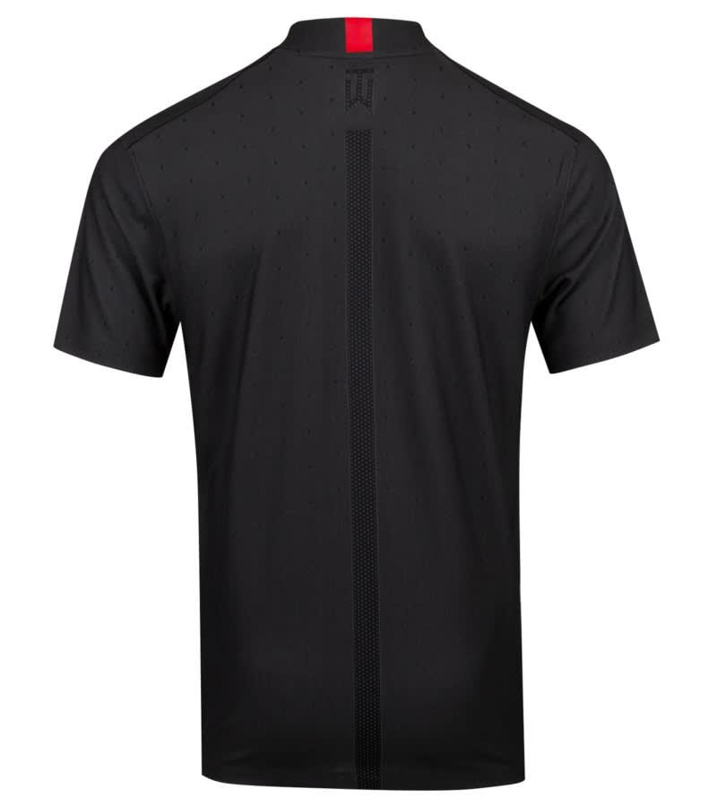Nike Men's TWs DRY MOCK AIR Polo Golf Shirt