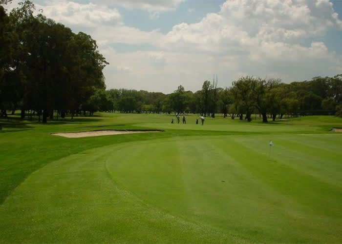 Graceland Country Club: 4-Ball & Carts + Lunch & Draught Tower after the round