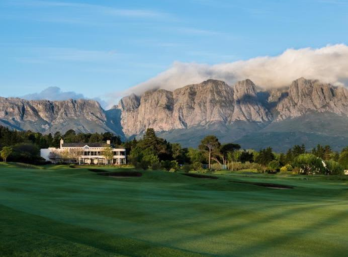 ERINVALE GOLF CLUB: 4-Ball + GPS Carts - only R2 499!