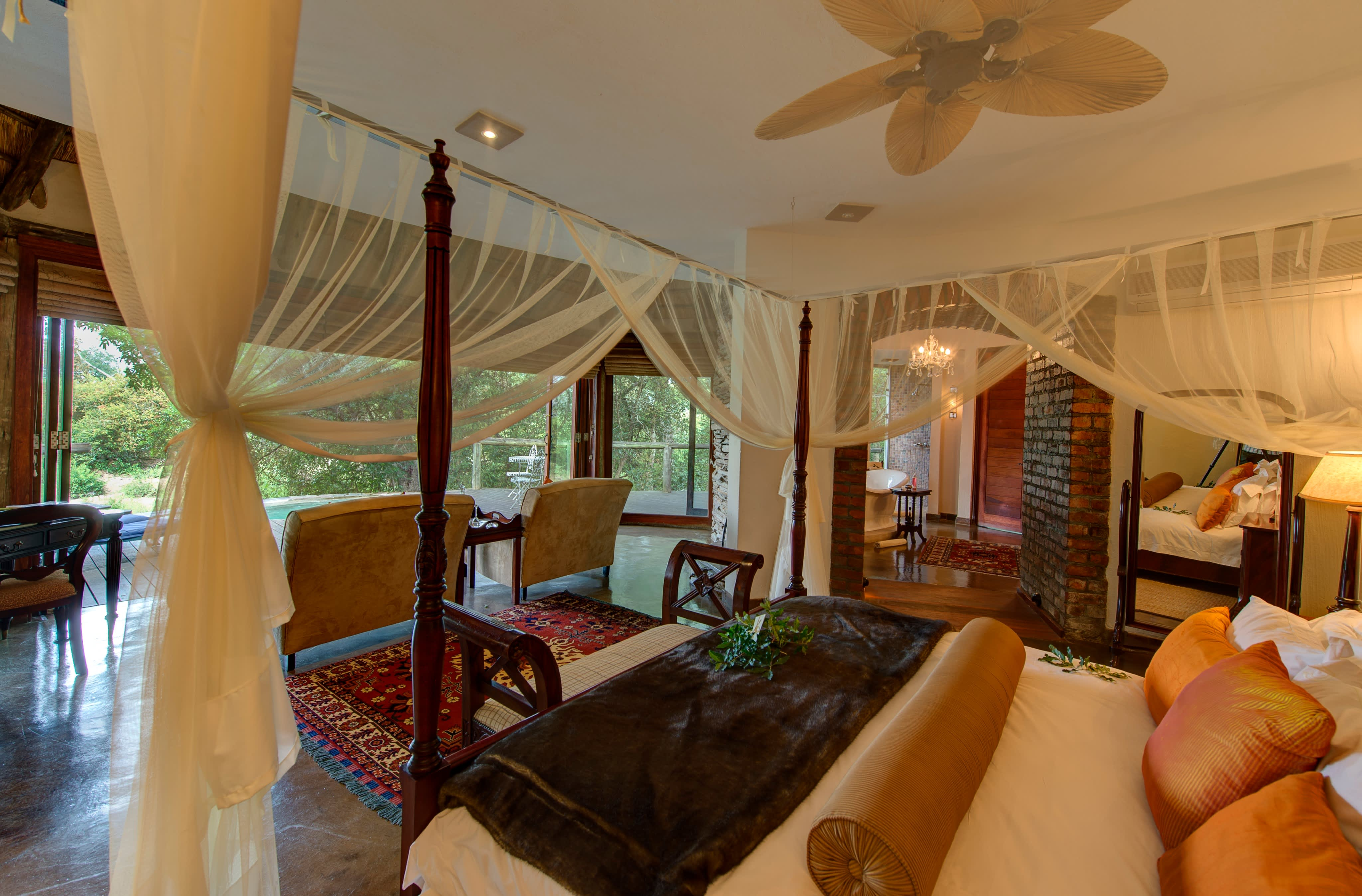 FLY AWAY TO THE BUSH OCTOBER 21- Tintswalo Safari Lodge- 3 Night 5* LUXURY Stay for 2 + All Meals, FLIGHTS & More!