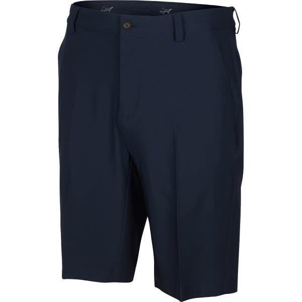 Greg Norman Heathered Pro-Fit Men's Navy Shorts