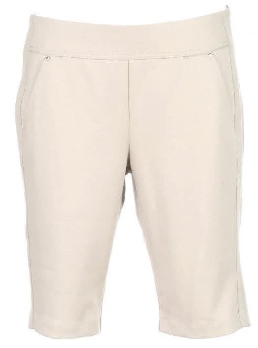 Greg Norman Perfect Fit Ladies Stone Short