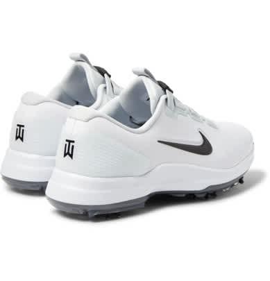 Nike Tiger Woods Fastfit Men's White/Black Shoes