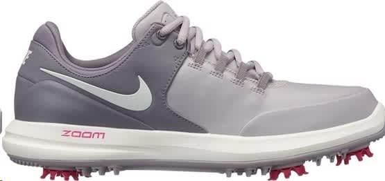 Nike Air Zoom Accurate Ladies Grey/Pink Shoes