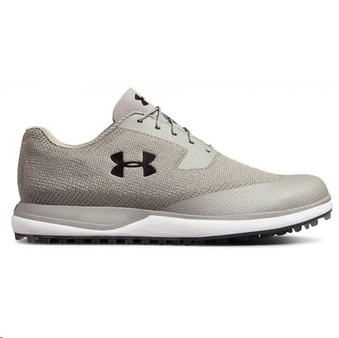 Under Armour UA Tour Tips Knit Men's Steel Shoes