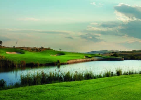 The ELS CLUB at COPPERLEAF: 4-Ball INCLUDING Shared Cart