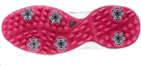 adidas Response Bounce Ladies White/Pink Shoes
