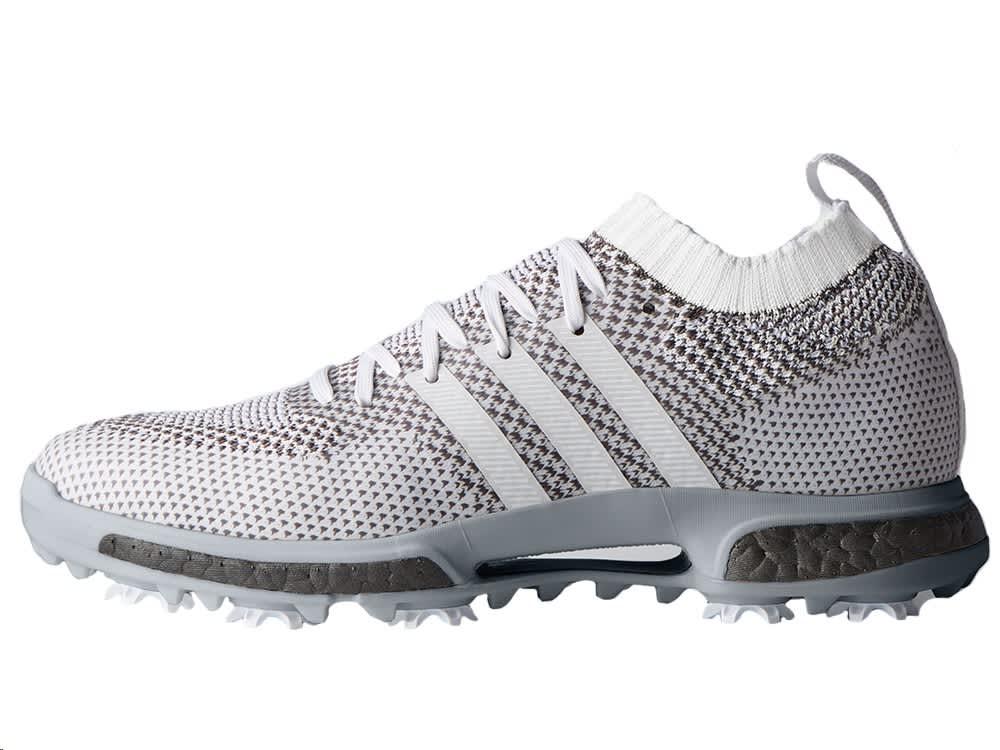 adidas Tour 360 Knit Men's White/Grey Shoes