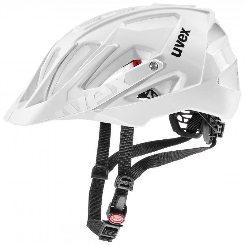 Uvex Quatro White MTB Helmet