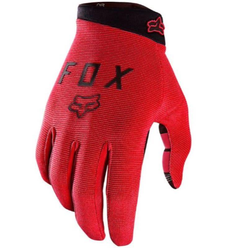 Fox Ranger Long Finger Red Gloves