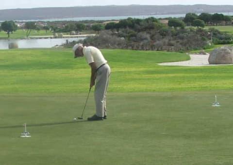 Playaputt: The Portable Golf Hole Simulator