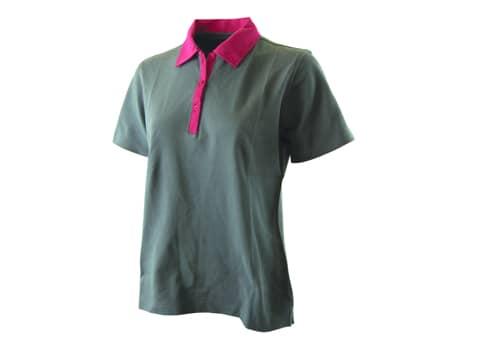Clubhouse Women's Collar Golf Shirt