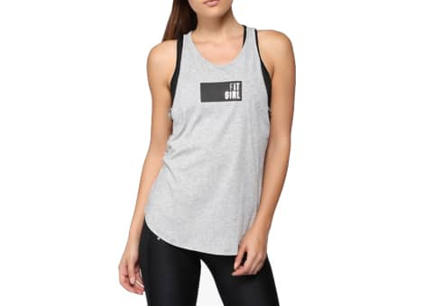 Under Armour® Ladies Fit Girl Strappy Tank
