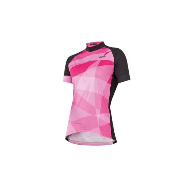 KTM Ladies Berry Black Line Sleeve Jersey