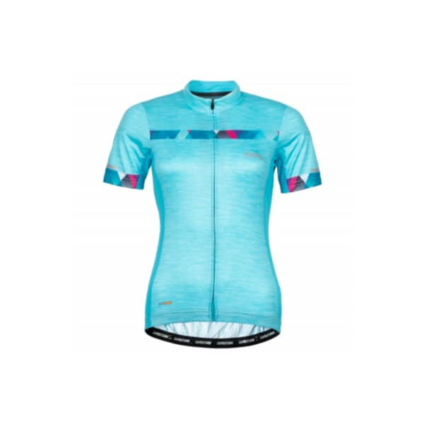 CapeStorm Ladies Strive Cycling Jersey (Turquoise)