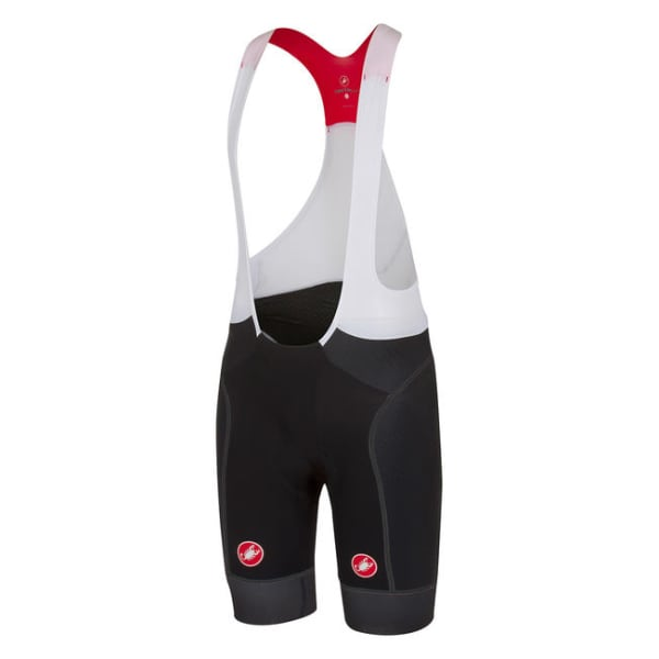 Castelli Men's Black Free Aero Bib Shorts