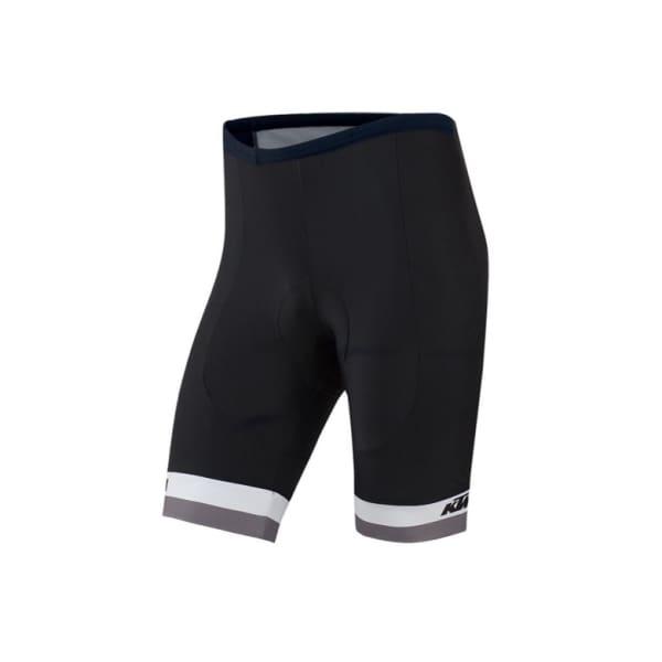 KTM Factory Line Men's White/Black Shorts