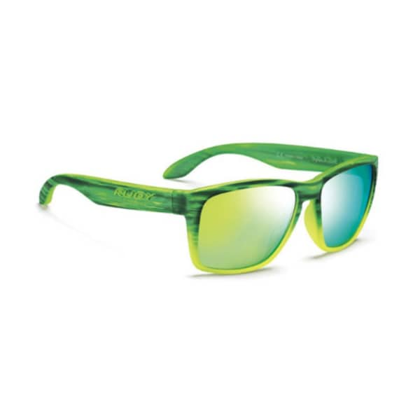 Rudy Project Spinhawk Coral Green Sunglasses