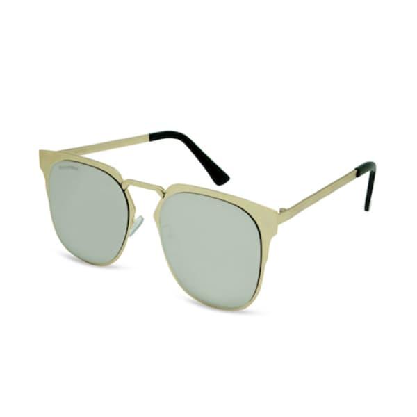 Bondiblu Ladies Fashion Metal Sunglasses