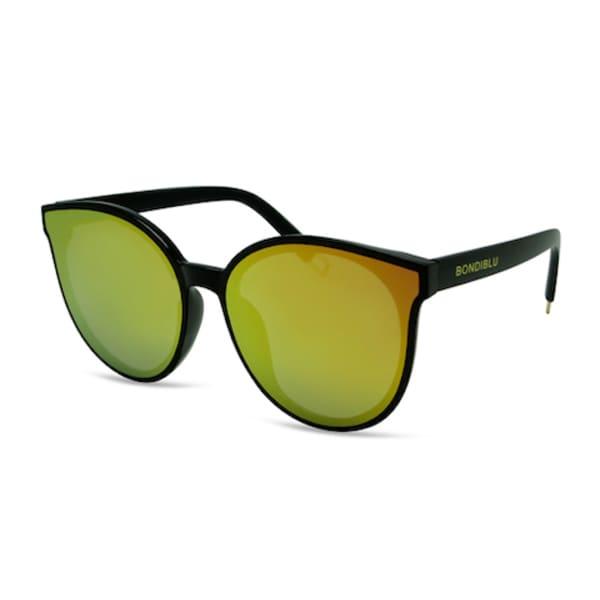Bondiblu Ladies Fashion Black Sunglasses