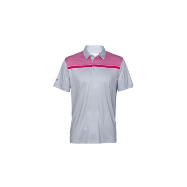 Swagg Contrast Stripe Dry Tech Performance Golfer