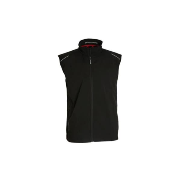 Swagg Men's Sleeveless Softshell Jacket