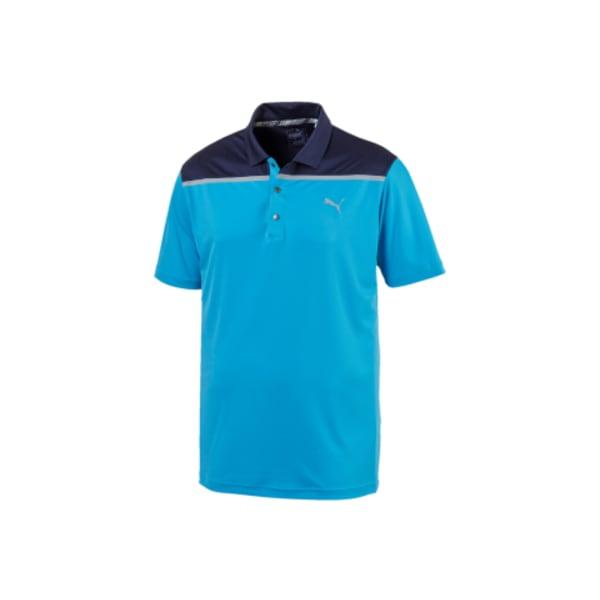 Puma Men's Bonded Colorblock Polo