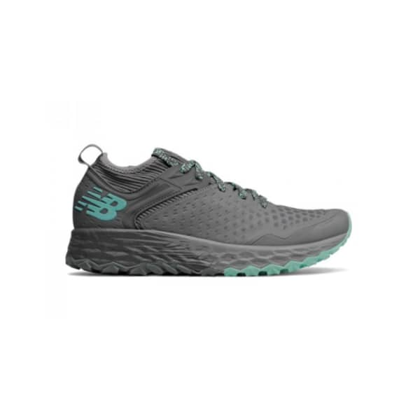 New Balance Ladies Fresh Foam Hierro Trail v4 Tech Running Shoe (Dark Grey)