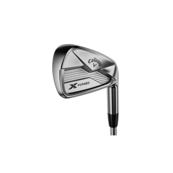 Callaway 2018 X Forged Single Irons - Right Handed (Steel)