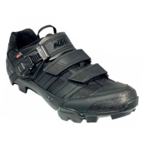 KTM Men's Black Factory Line MTB Shoes