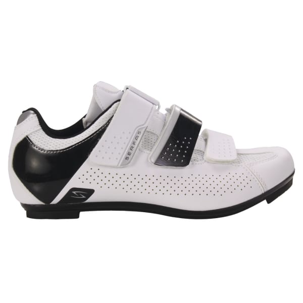 Serfas Paceline Men's White Road Shoe