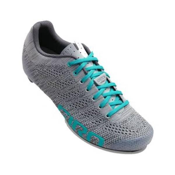 Giro Empire E70 Knit Ladies Blue/Grey Shoe