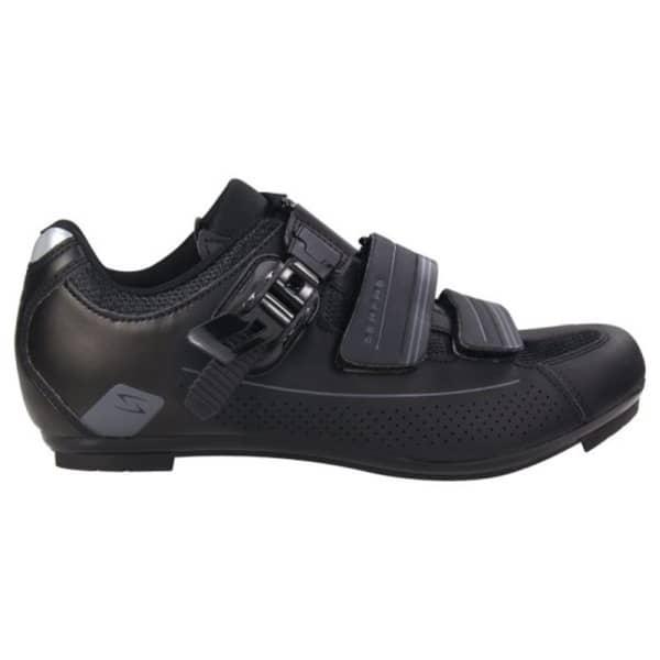 Serfas Ladies Black Leadout Road Shoe