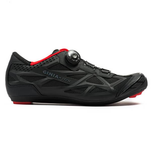 SHOE ROAD OLYMPIC RACING RED BLK