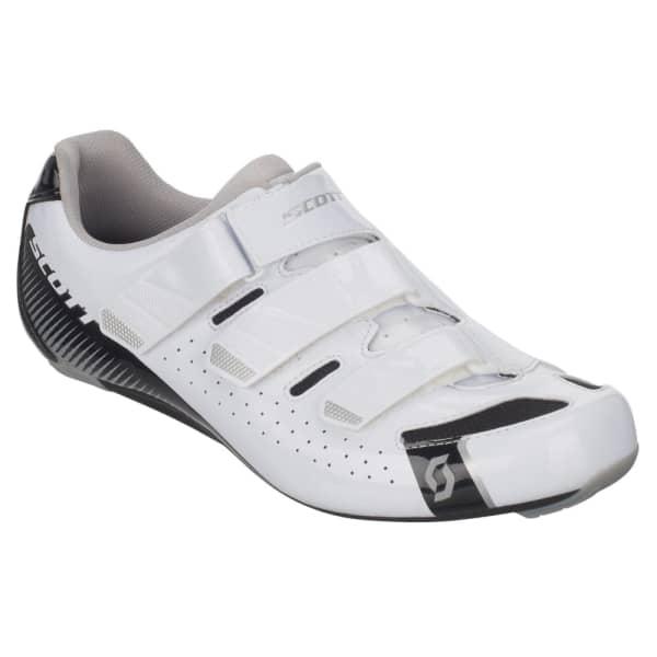 Scott Road Comp White/Black Unisex Shoes