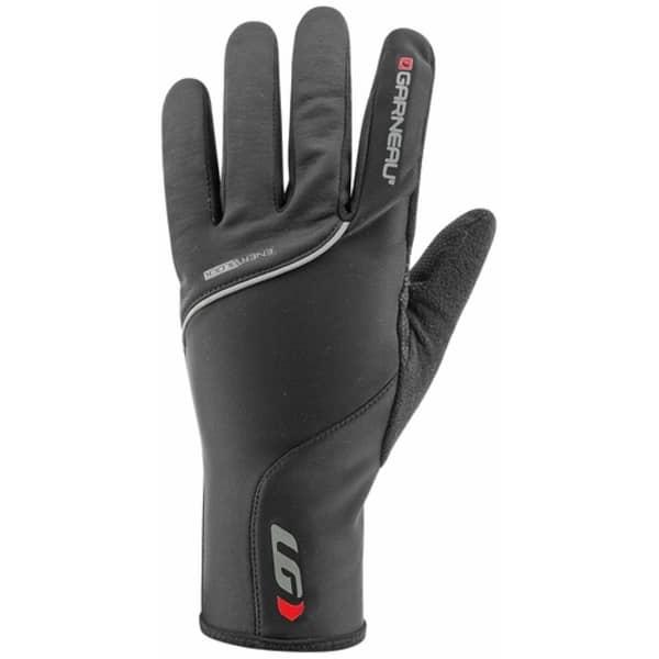 Louis Garneau Rafale RTR Black Winter Long Finger Gloves