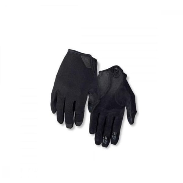 Giro Black DND Long Finger Gloves