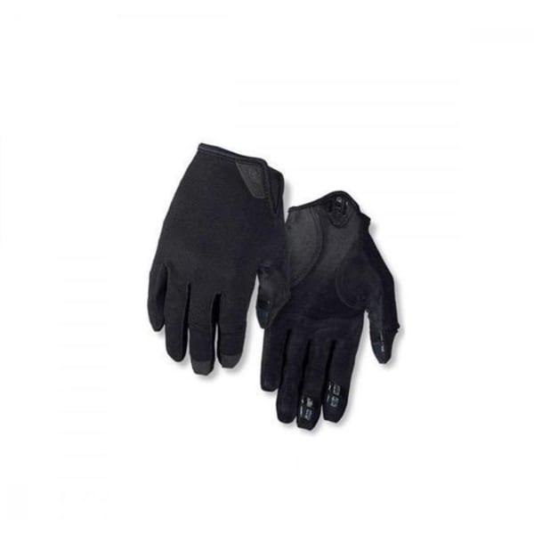 Giro Black DND Long Finger Gloves