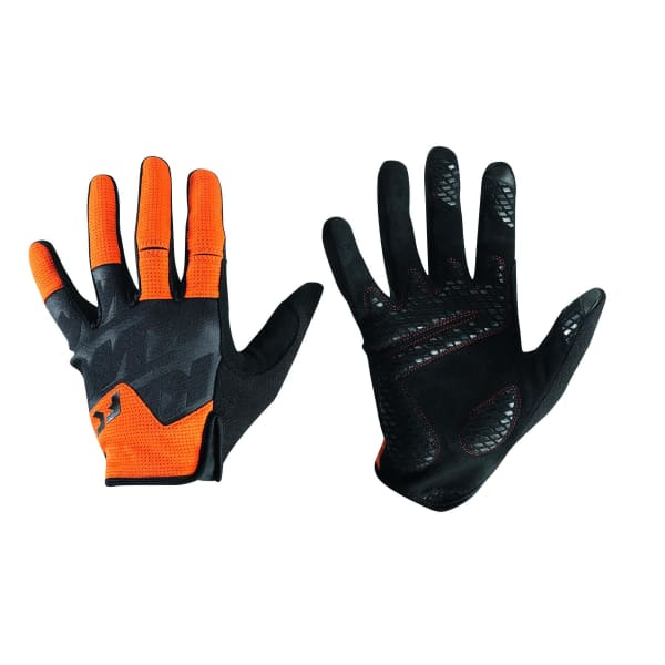 KTM Factory Character Black/Orange Long Finger Gloves