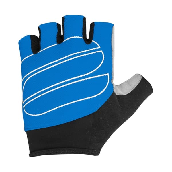 Sportful Unisex Blue Illusion Short Finger Gloves