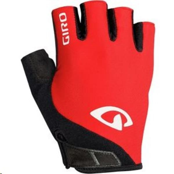 Giro Red Jag Short Finger Gloves