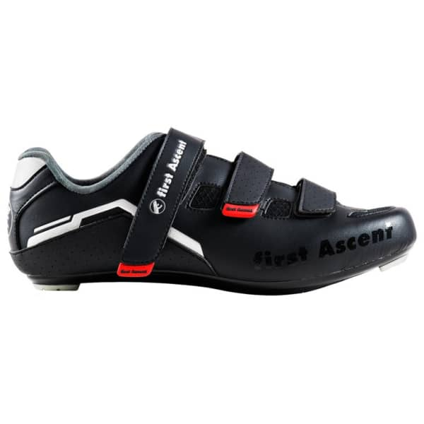 First Ascent Black Force Road Shoe
