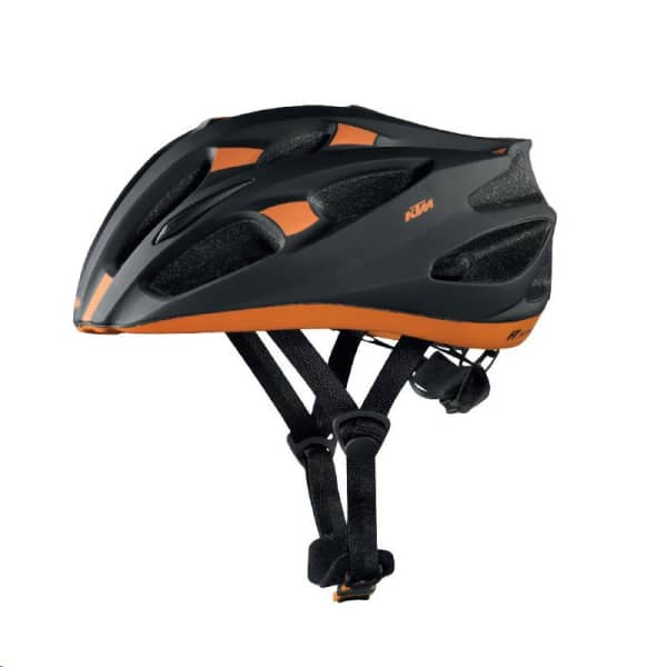 KTM Team Road Black/Orange Helmet