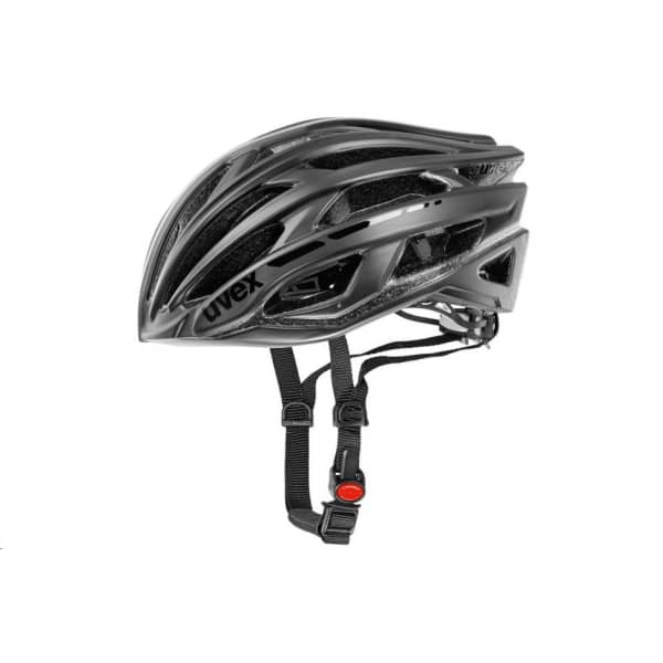 Uvex Race 5 Black Road Helmet