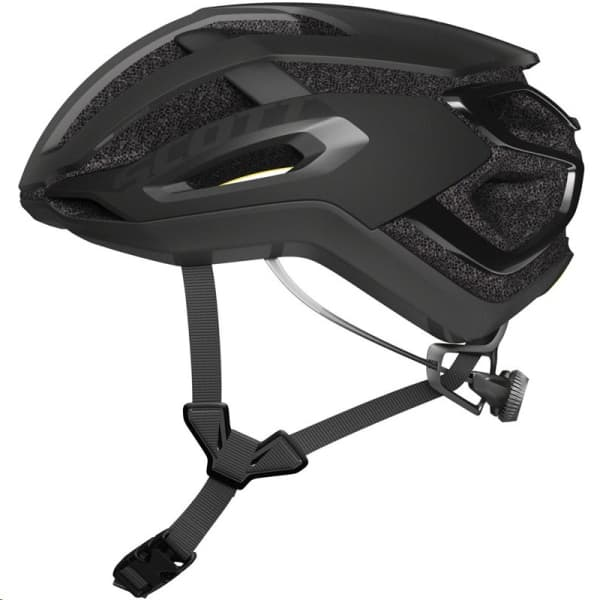 Scott Centric Plus Black Road Helmet
