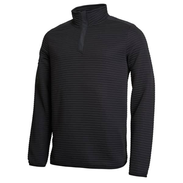 Abacus Budock Fleece Men's Black Jacket