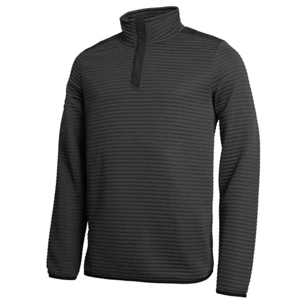 Abacus Budock Fleece Men's Dark Charcoal Jacket